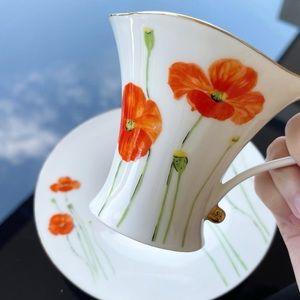 Italy Fine Porcelain - Adeline Bone China